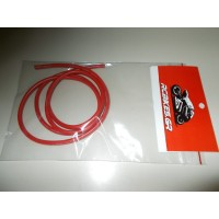 Pure-Silicone Wire 12AWG (1mtr) RED