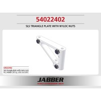 JABBER Plastic chassis connector (new style)